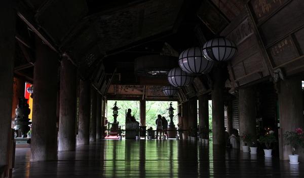 Hasedera Temple, Travel to Sakurai