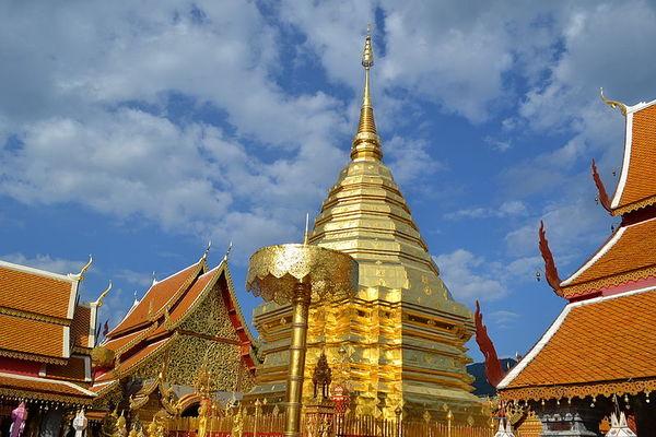 Wat Phrathat Doi Suthep, Travel to Chiang Mai