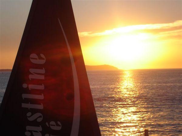 Coastline Café, Travel to ibiza