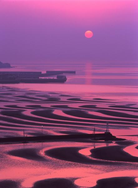 Okoshiki Beach, Travel to Uto
