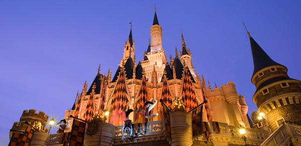 Tokyo Disneyland, Travel to Japan