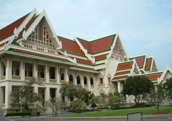 Faculty of Arts, Chulalongkorn university, Travel to Bangkok