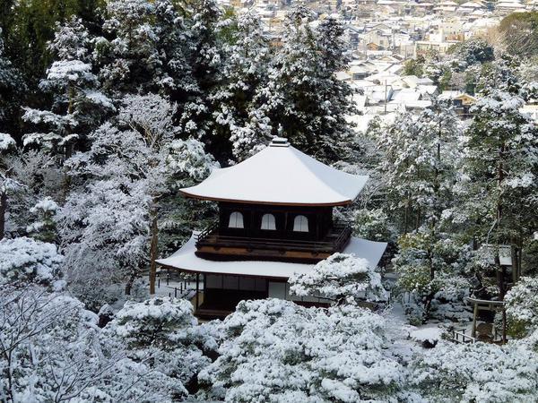 Ginkakuji Temple, Travel to Sakyo-ku
